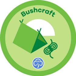 Ranger Interest Badge Bushcraft