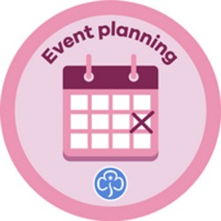 Ranger Interest Badge Event Planning