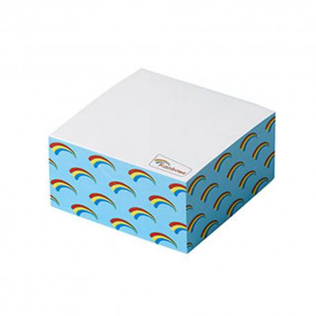 Rainbow Cube Notepad