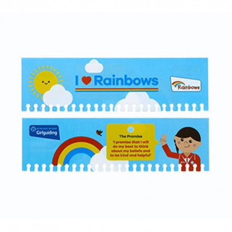 Rainbow Page Marker