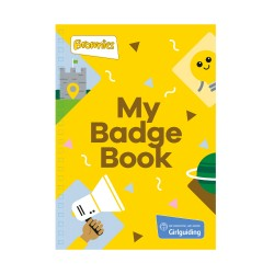 New Brownies Badge Book
