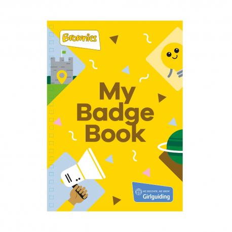 Brownies Badge Book