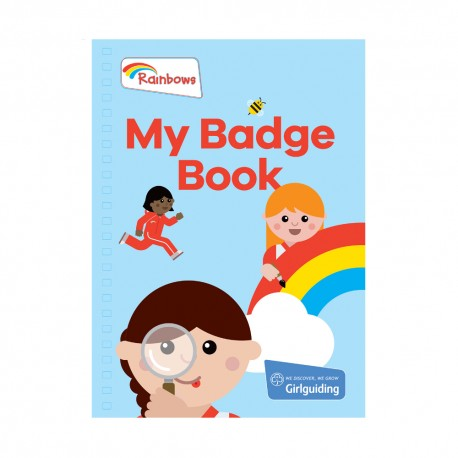 Rainbows Badge Book