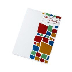 Trefoil A5 Writing Pad