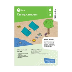 Skills builder resources - Have Adventures - Camp - Stage 1