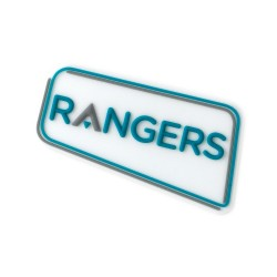 Rangers logo PVC badge