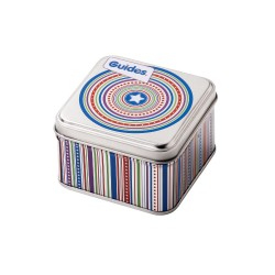 Guides Welcome Bag Tin