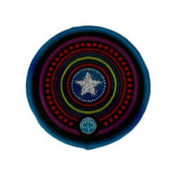 Guides Welcome Woven Badge