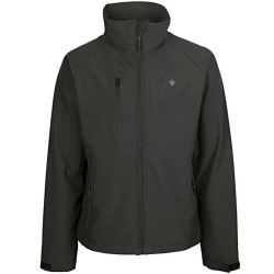 FDL Fleur de Lis Men's Soft Shell Jacket