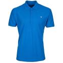 FDL Fleur de Lis Polo Shirt - BLUE