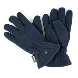 FDL Fleur de Lis Fleece Thinsulate Gloves