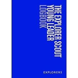 Explorer Scout Young Leader Log Book