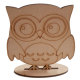 Brownie Owl Stand