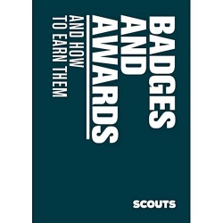 Scout Badges and Awards Book