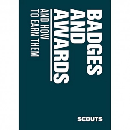 Scout Badge Book