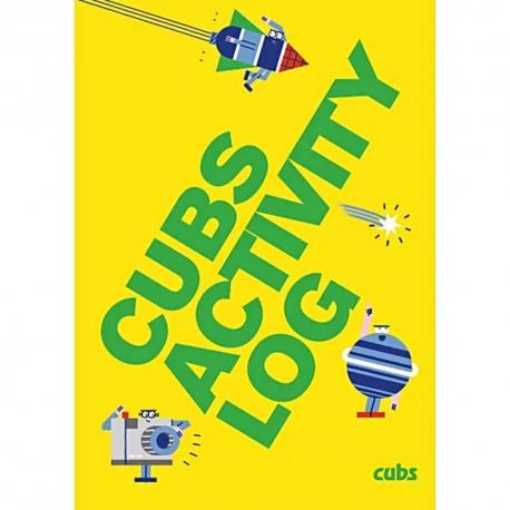 Cub Scouts Activity Log Book