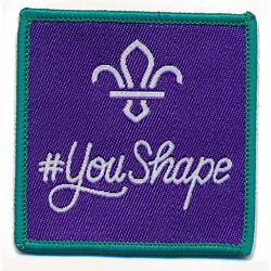 YouShape Scouting - Adult Scouts Badge 2019