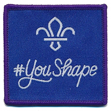YouShape Scouting - Explorer Scouts Badge 2019