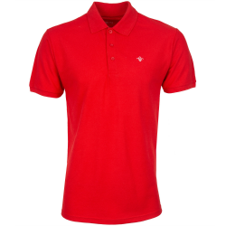 FDL Polo Shirt - RED