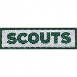 Scout Section Badge