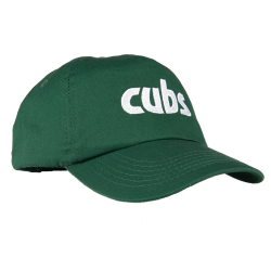 Cub Adult Baseball Cap - Available soon