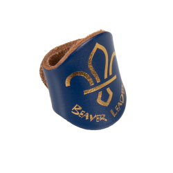 Beaver Scouts Leader Leather Woggle