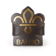 Cub Scout Leader and Assistants Leather Woggle