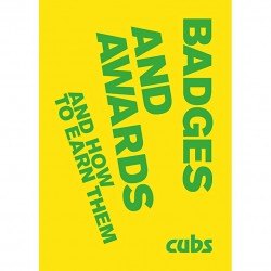 Cubs Badges and Awards Book