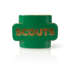 Scout Section Leather Woggle