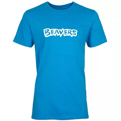 Beaver Scouts Adult T-Shirt