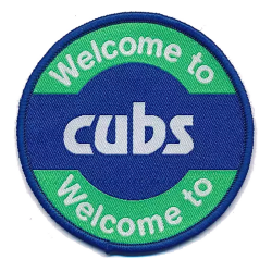 Cub Scouts Welcome to Cubs Fun Badge