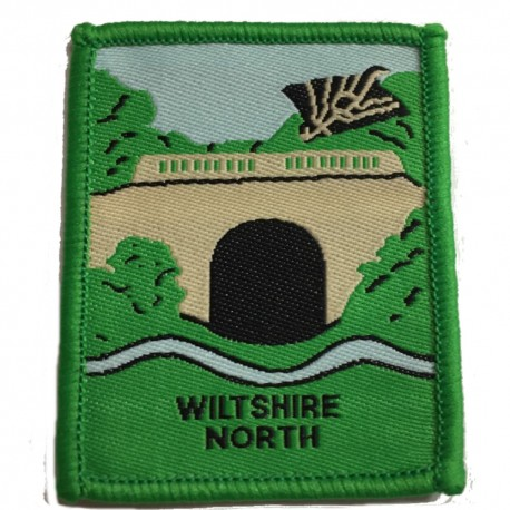 Wiltshire North District Badge