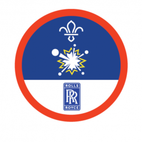 Scout Scientist Activity Badge