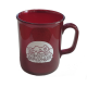 Campsite Sparkle Mug - Red