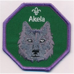 Cub Scouts Akela Fun Badge