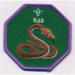 Cub Leader Fun Badge Kaa