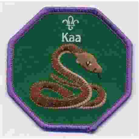 Cub Leader Fun Badge Kaa