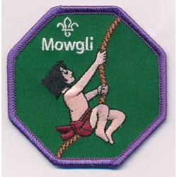 Cub Leader Fun Badge Mowgli