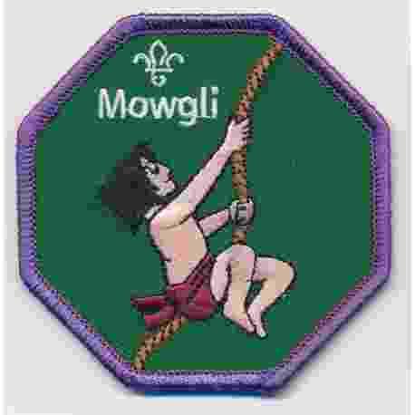 Cub Leader Fun Badge Mowgli