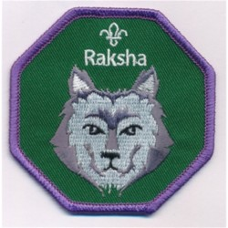 Cub Leader Fun Badge Raksha