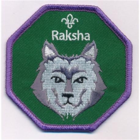 Cub Leader Fun Badge Raksha