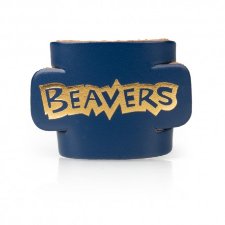 New - Beaver Scouts Leather Woggle