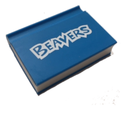 Beaver Notebook Eraser