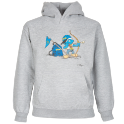 Smurf Beaver Scout Youth Hoodie