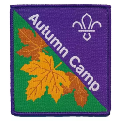 Scouting Fun Badge - Autumn Camp
