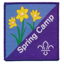 Scouting Fun Badge - Spring Camp