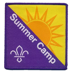 Scouting Fun Badge - Summer Camp