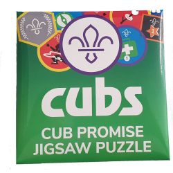 20 Piece Cub Promise Jigsaw - Available soon