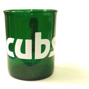 Cub Sparkle Plastic Mug / Cup -GREEN