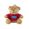 Girlguiding teddy clip